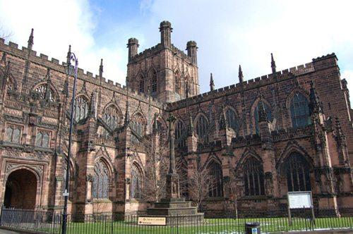 chester la cattedrale